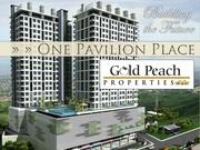 1 Bedroom Condo Unit For Sale at One Pavilion Place Condominium