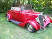 1934 FORD ranger 1934 - Ford Other