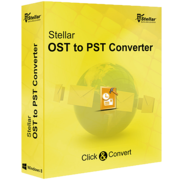 Repair Corrupt/damaged OST file Using OST to PST Converter